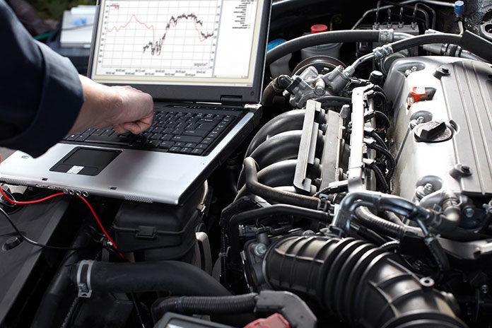 Laptop do diagnostyki samochodowej?