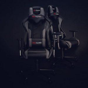 Przewaga fotela gamingowego nad zwykłym krzesłem